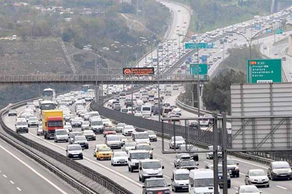 İstanbul'da hangi yollar trafiğe açık