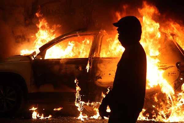 Yunanistan'da polis ve eylemciler arasında çatışma