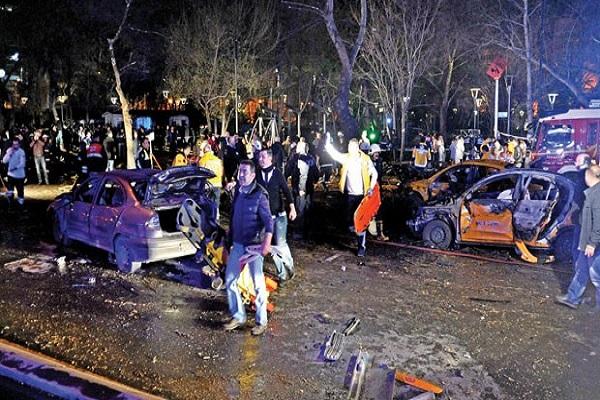 Kızılay'daki terör saldırısıyla ilgili yeni bilgiler ortaya çıktı