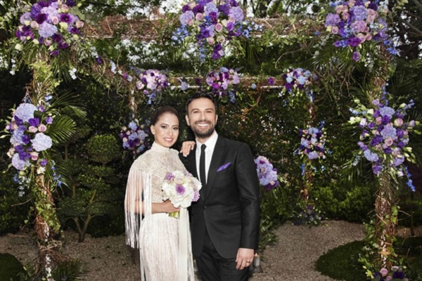 Tarkan, sevgilisi Pınar Dilek ile sessiz sedasız evlendi