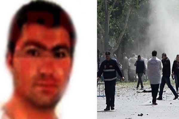 İşte Gaziantep bombacısının görüntüleri