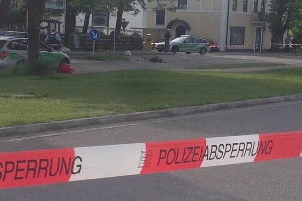 Münih tren istasyonunda saldırı, ölü ve yaralılar var