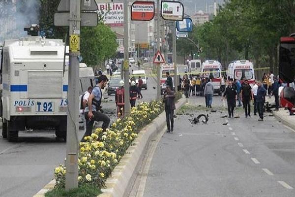 Sancaktepe'deki terör saldırısıyla ilgili 6 kişi adliyeye sevk edildi