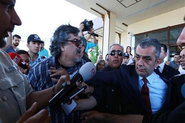 CHP liderini protesto eden kişi serbest bırakıldı