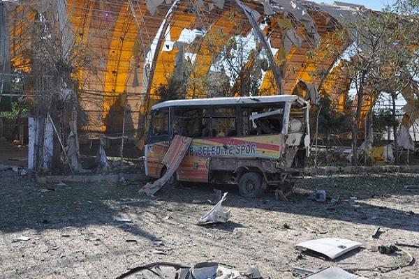 Teröristlerin Silopi'deki saldırısının şiddeti gün ağarınca ortaya çıktı