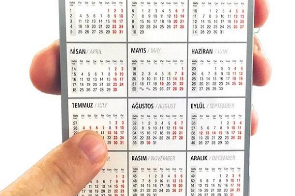 TRT takviminde şaşırtan 15 Temmuz detayı