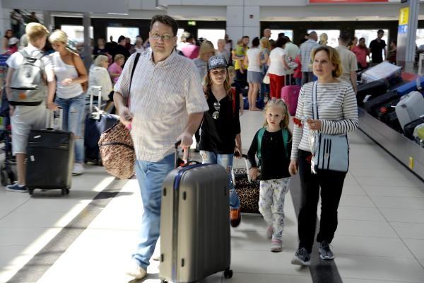 Gelecek yıl Türkiye'ye 4 milyon Rus turistin gelmesi bekleniyor