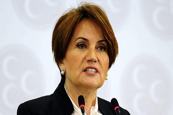 Meral Akşener, ihraç talebiyle ilgili ilk kez konuştu