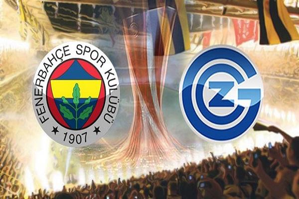 Fenerbahçe-Grasshoppers maçı saat kaçta ve hangi kanalda