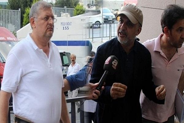 Gazeteci Ercan Gün tutuklandı