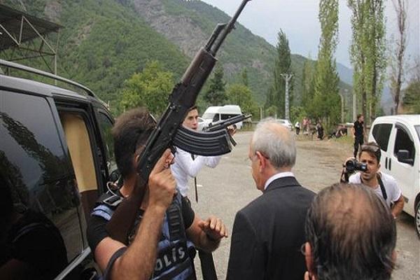 CHP lideri Kılıçdaroğlu'na yönelik saldırıya dair tüm detaylar
