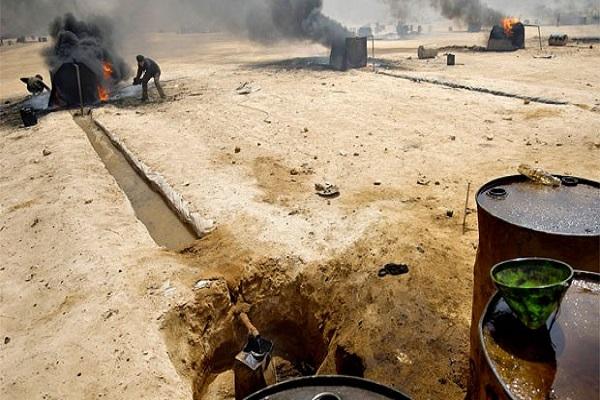 PYD, IŞİD'den elde ettiği petrolü ABD'ye mi satıyor
