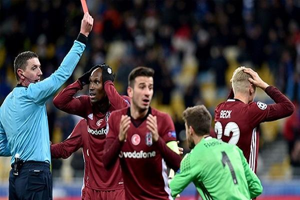 Dinamo Kiev- Beşiktaş maçında 'şike var' iddiası
