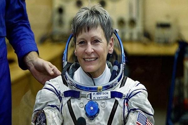 İşte uzaya giden en yaşlı kadın