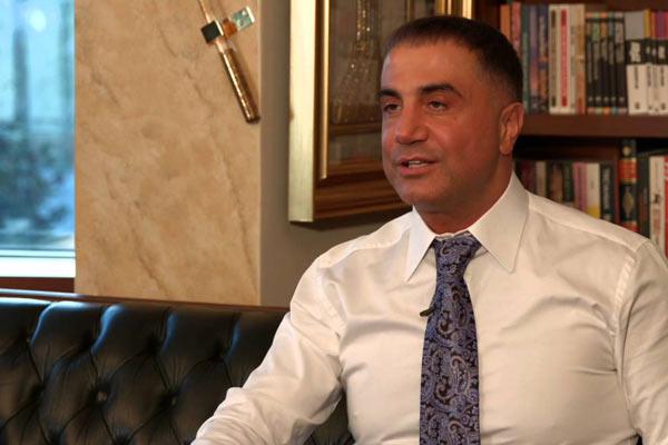 Sedat Peker'in 11 yıla kadar hapsi isteniyor