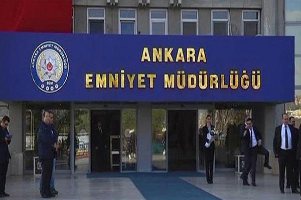 Ankara Emniyeti'nde FETÖ operasyonu, 190 polis açığa alındı