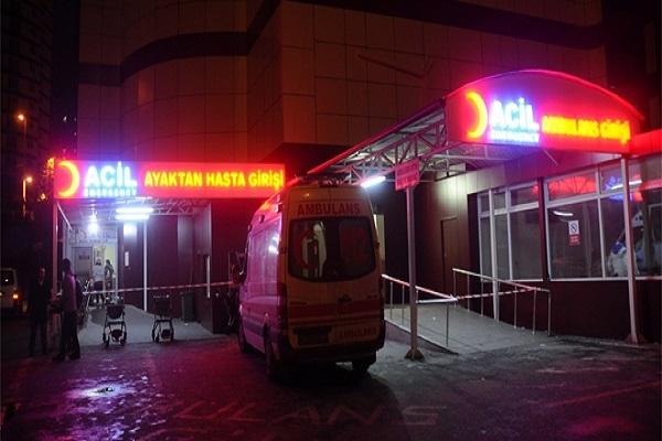 İstanbul'da domuz gribi şüphesi hastaneyi ayağa kaldırdı