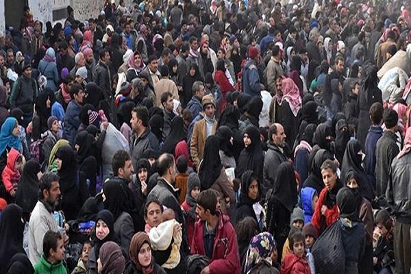 Halep'ten Türkiye'ye gelecek sığınmacılar için çadır kent kurulacak