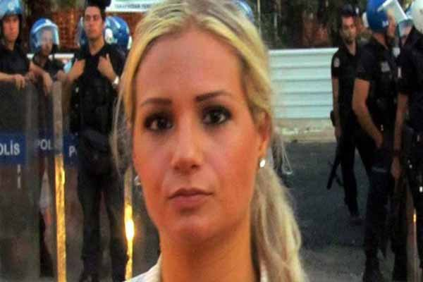 ABD'li gazeteci Suruç'ta hayatını kaybetti