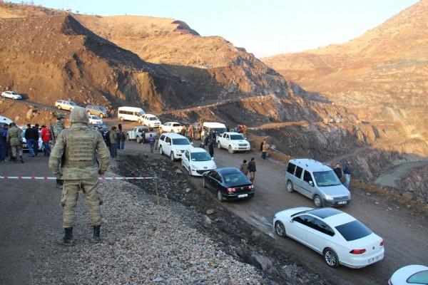 Şirvan'daki göçükte arama çalışmaları sürüyor, bir acı haber daha geldi