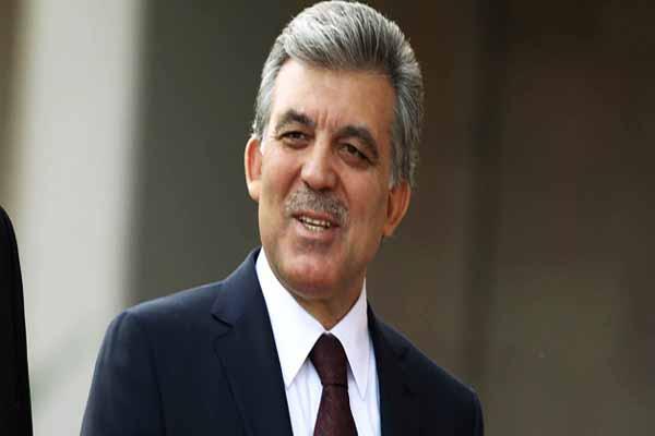 Abdullah Gül'den listelerle ilgili flaş açıklama