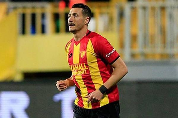 Göztepe'nin golcü futbolcusu Jahovic takımdan ayrılıyor