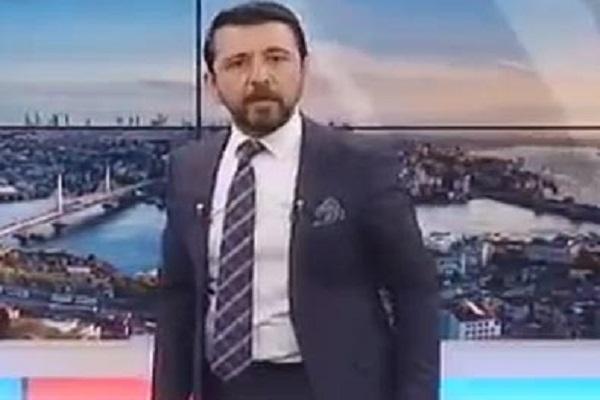 Tepki çeken açıklamanın sahibi spiker istifa etti