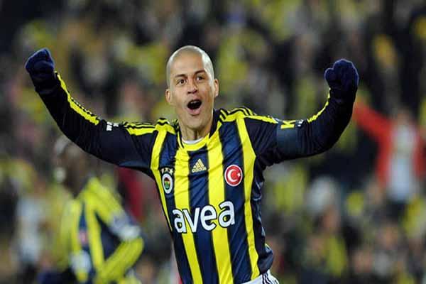 Alex de Souza'dan Fenerbahçe itirafı