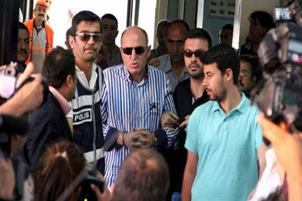 Ali Fuat Yılmazer, Hrant Dink davasında da tutuklandı