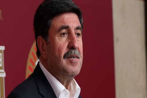 HDP'li Altan Tan'dan patlamaya yönelik şok iddia