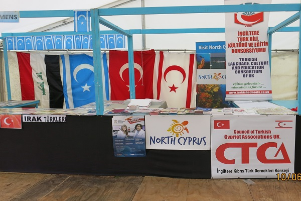 İngiltere Kıbrıs Türk Dernekleri Konseyi programına hız verdi