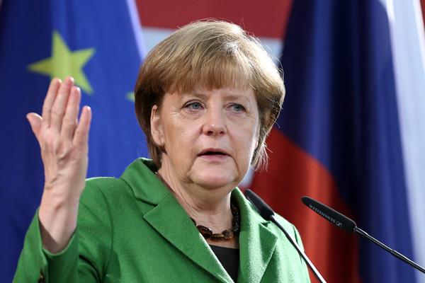 Almanya Başbakanından aktivistlerin tutuklanmasına tepki dolu açıklama