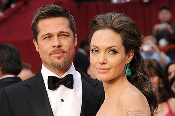 Angelina Jolie Brad Pitt'e yakın ev alacak