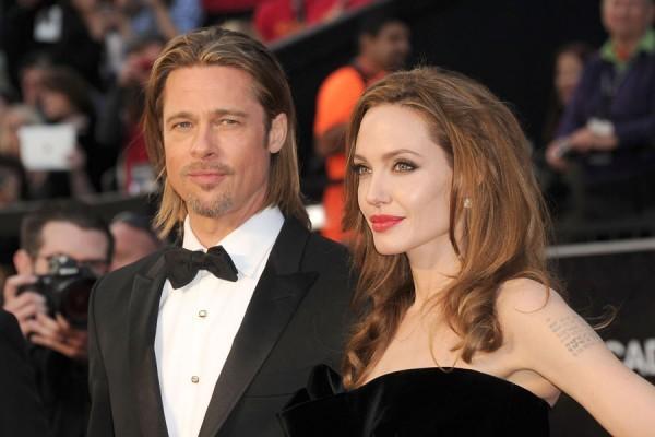 Angelina Jolie Brad Pitt çiftinden sevindiren haber