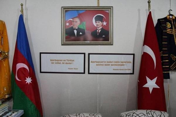 Azerbaycan ile Türkiye iki devlet tek millet