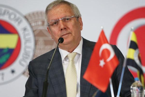 Aziz Yıldırım başkanlığı Ali Koç'a kaptırmak istemiyor