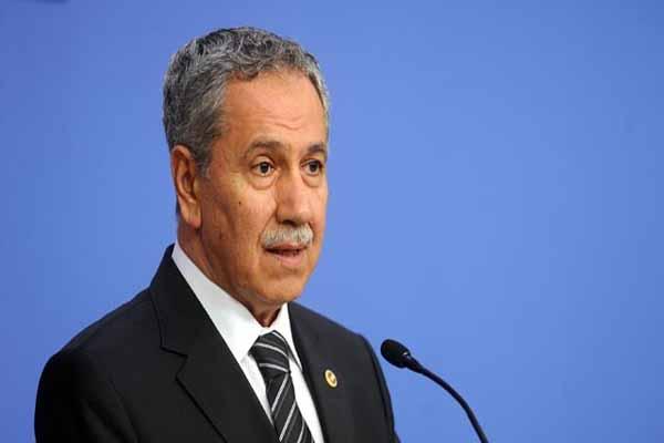 Başbakan Yardımcısı Bülent Arınç'tan flaş açıklamalar