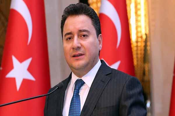 Ali Babacan, CHP'nin ekonomik vaatlerini eleştirdi