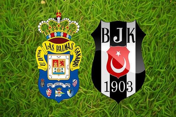 Beşiktaş Las Palmas maçı canlı yayın bilgileri