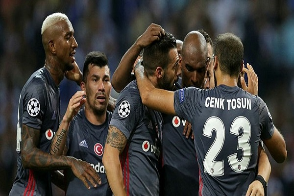 Beşiktaş Leipzig maçı muhtemel 11'ler belli oldu