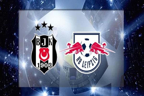Beşiktaş Leipzig maçı canlı yayın bilgileri