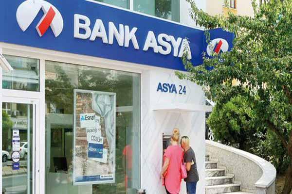 Bank Asya'nın TMSF'ye devredilmesine karar verdi