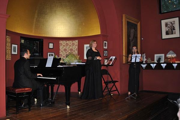 Leighton House Müzesi'nde Türk Müzik Şöleni