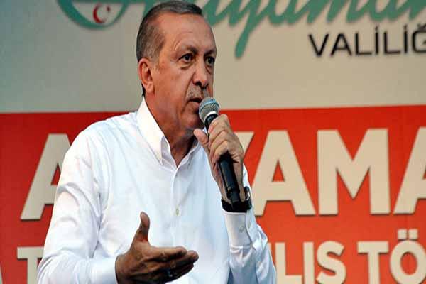 Erdoğan için YSK'ya başvurdular