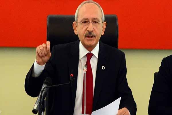 Kemal Kılıçdaroğlu, CHP'nin oy oranını açıkladı