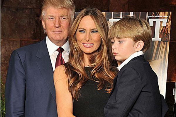 Melania Trump'ın giydiği elbise eleştirildi