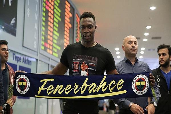 Fenerbahçe'nin yeni transferi Carlos Kameni İstanbul'da