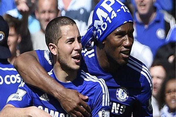 Chelsea İngiltere Premier Lig'in bitimine üç hafta kala şampiyon oldu
