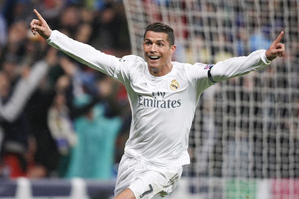 Ronaldo Avrupa'nın en iyi futbolcusu seçildi