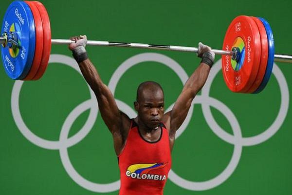 Olimpik milli halterci Edwin Mosquera öldürüldü